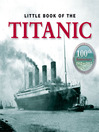 The Little Book of Titanic (eBook)